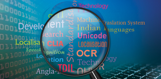 Indian Language Technology Proliferation and Deployment Centre - Home